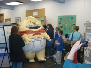 Captain Underpants comes to Boise