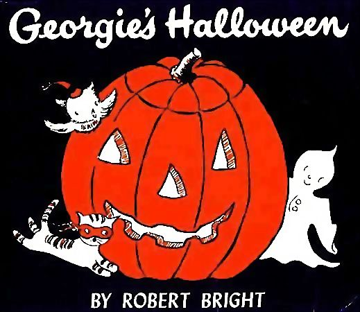 The cover of the children's picture book Georgie's Halloween