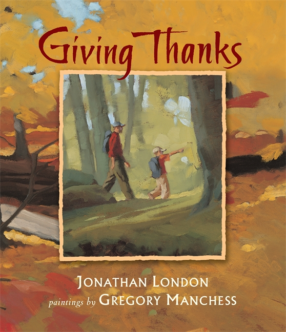 Giving Thanks, by Jonathan London