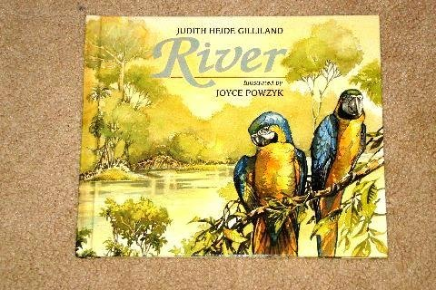 River, by Judith Heide Gilliland and Joyce Powzyk