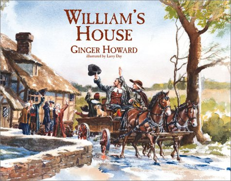 William's House, by Ginger Howard