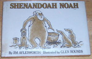 Shenandoah Noah, by Jim Aylesworth