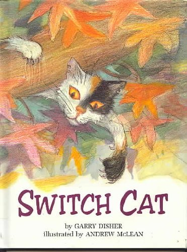 Switch Cat, by Garry Disher