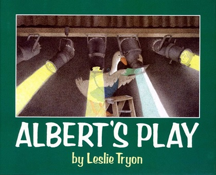 Albert's Play, by Leslie Tryon