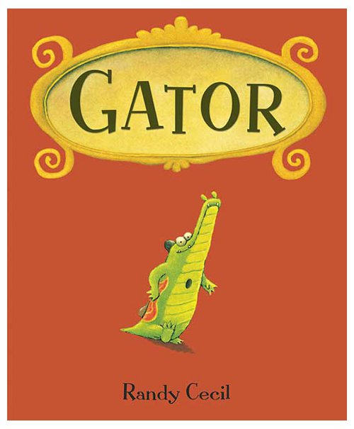 Gator, by Randy Cecil